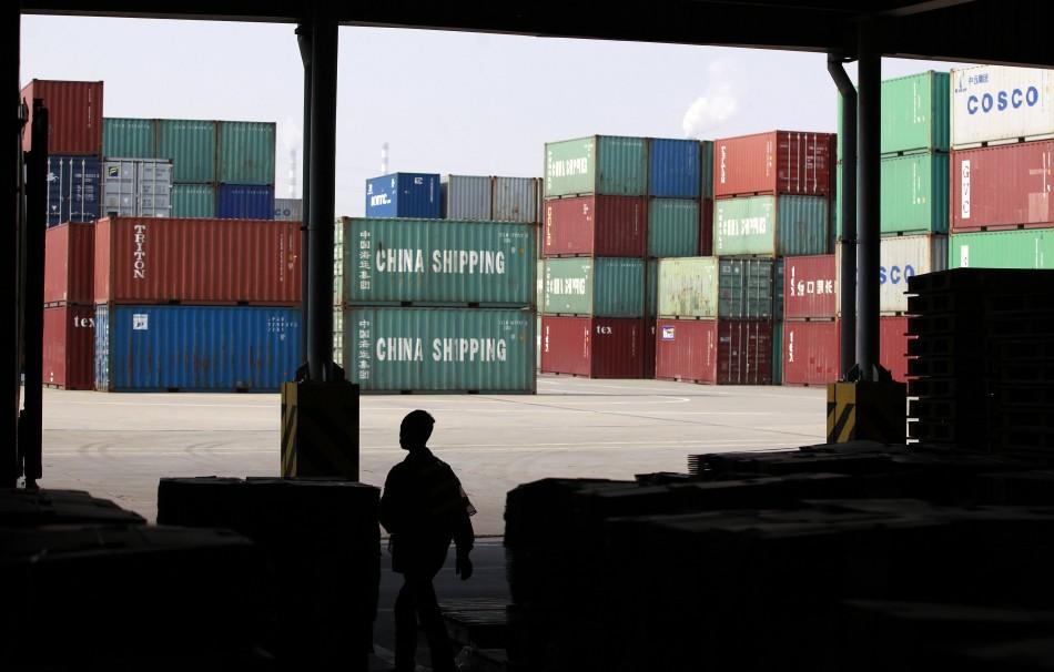China exports and imports