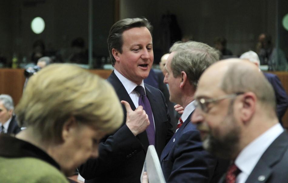 EU Budget Meeting in Brussels