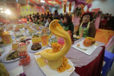 Chinese New Year 2013 The Year of Snake