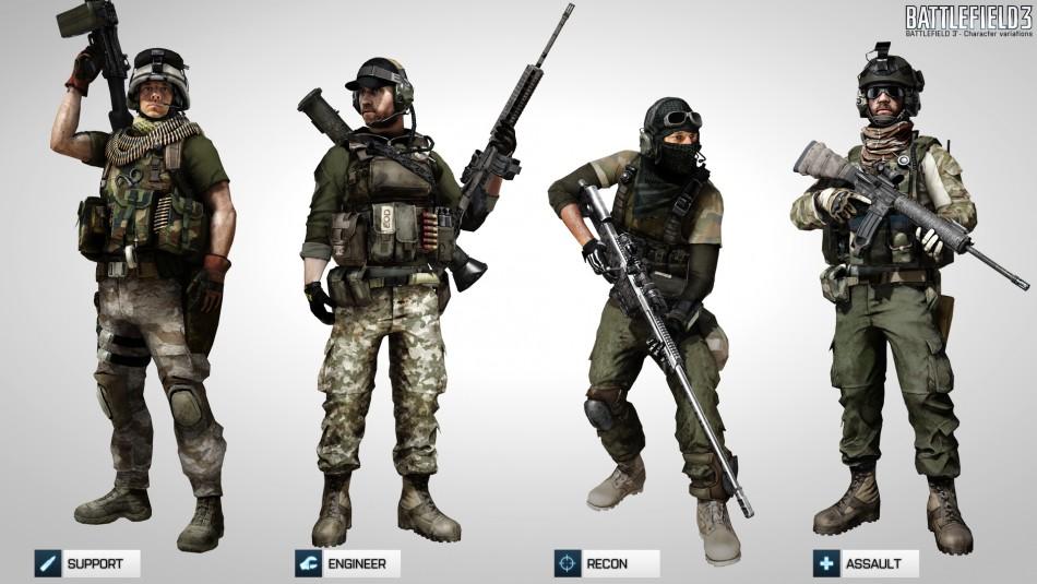 Battlefield 3 multiplayer US