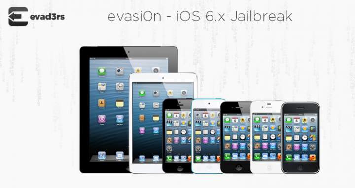 Evasi0n iPhone 5 and iOS 6 Jailbreak Released by Evad3rs Team