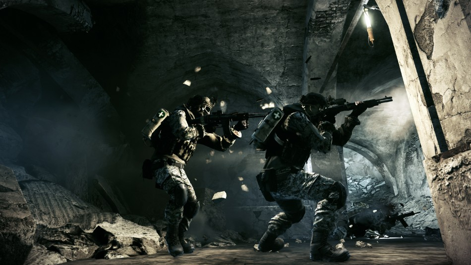 battlefield 3 multiplayer close quarters