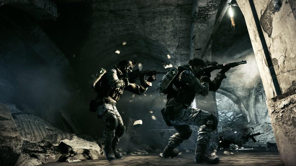 battlefield 3 multiplayer close quarters