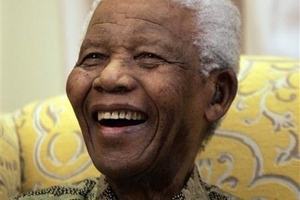 Nelson Mandela Family With Parents, Wife, Son, Daughter ...