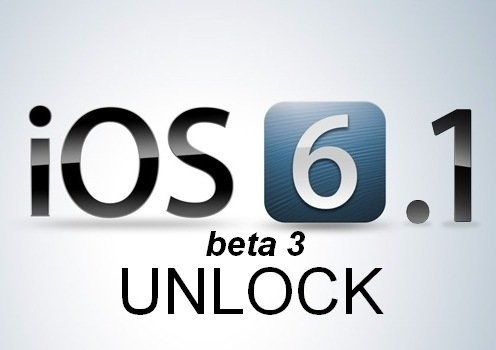 Unlock iPhone 4/3G/3GS on iOS 6.1