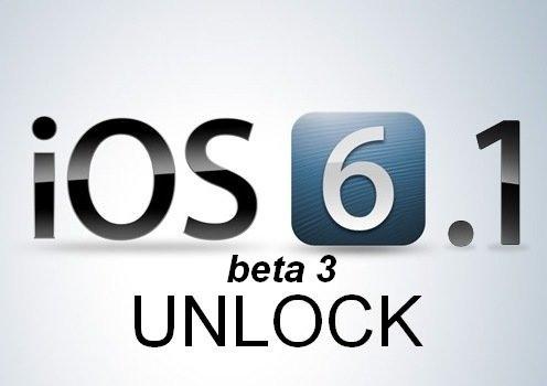Unlock iPhone 4/3G/3GS on iOS 6.1