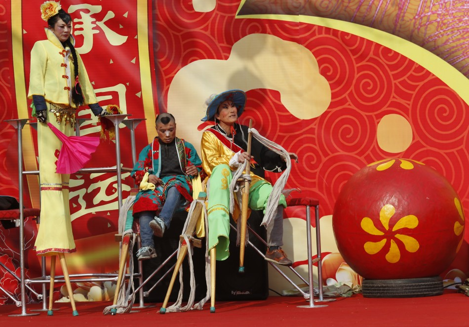 Chinese New Year 2013 The Snake Year