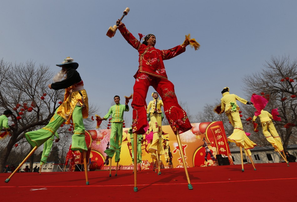 Chinese New Year 2013: The Snake Year