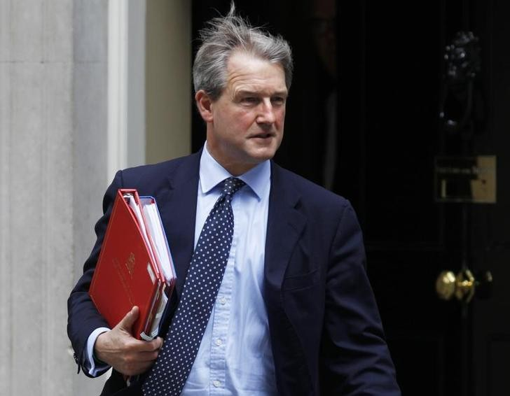 Environment secretary Owen Paterson (Reuters)