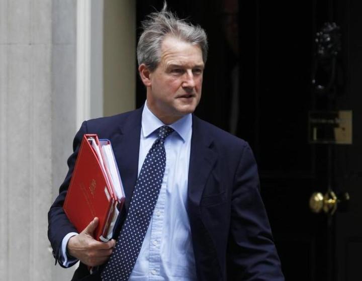 Environment secretary Owen Paterson (Reuters)