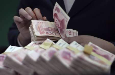 China money rate tumbles as big banks unleash cash