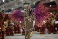 Rio carnival 2013: Samba Dancers