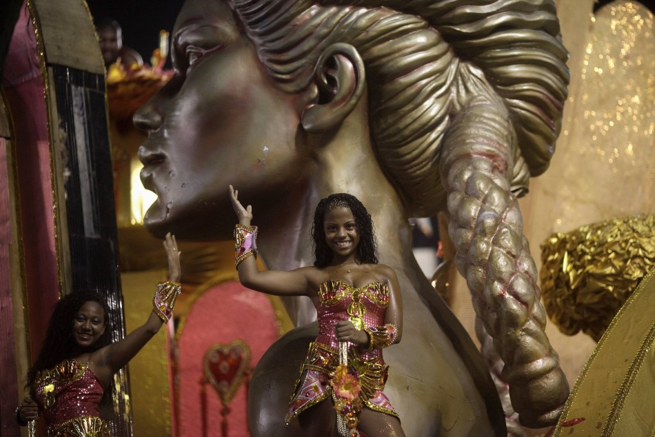 Rio Carnival 2013: Rio de Janeiro and Brazil Celebrate Pre-Lenten Tradition