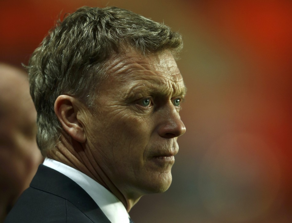 Everton's David Moyes