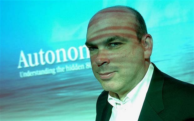 Mike Lynch made £500 million from the sale of Autonomy, his software company to Hewlett Packard
