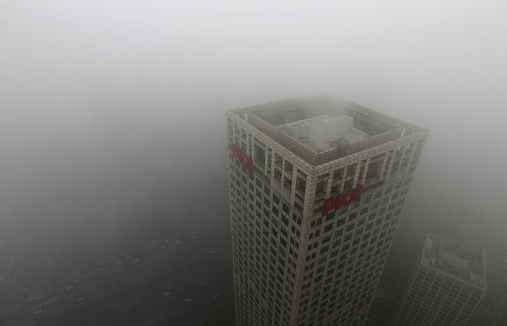 China Pollution Levels: Chinese