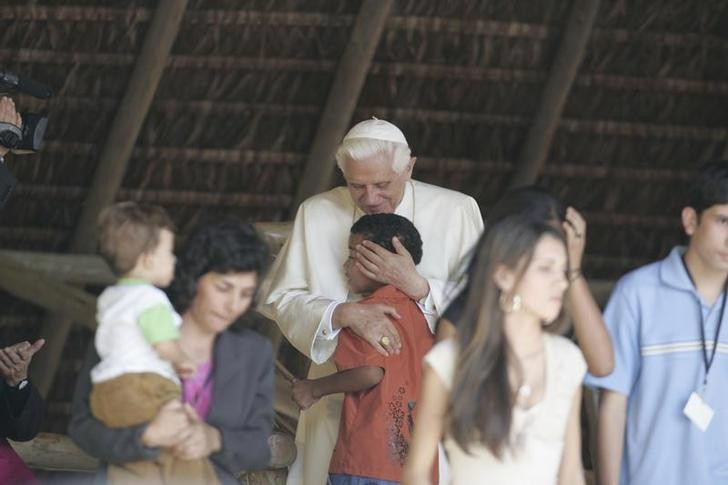 Pope Benedict XVI Resigns: Papal Leader's Foreign Visits in Photos