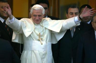 Pope Benedict XVI Resigns Effective February 28