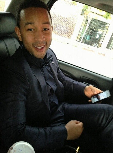 Grammys 2013: Instagram Photos of Celebrities Goofing Around [PHOTOS]