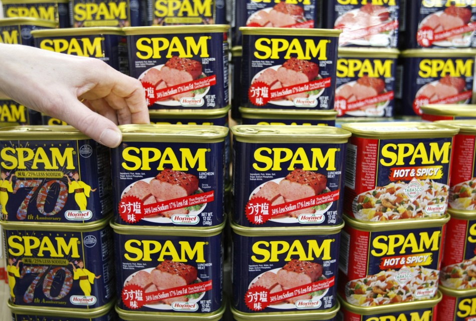 Spam Emails growing