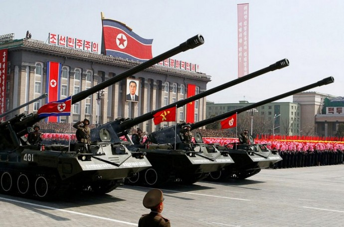 US, North Korea face off in high-stakes game of chicken
