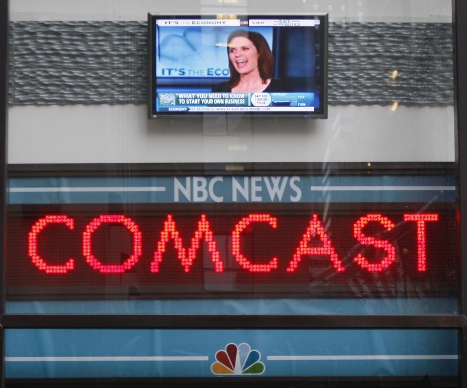 Comcast-NBCU