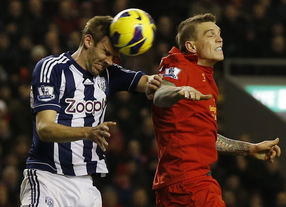 Agger failed to mark McAuley