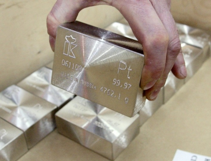 Platinum Plumbs Deepest Discount To Gold In 7-1/2 Months