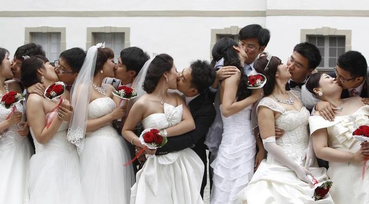 China Valentine's Day