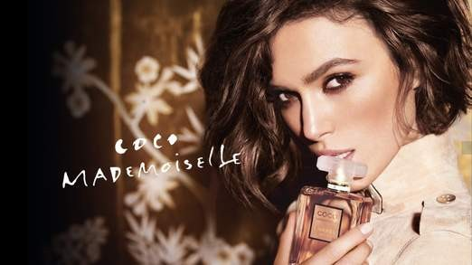 Keira Knightley S Too Sexy Chanel Perfume Ad Banned From
