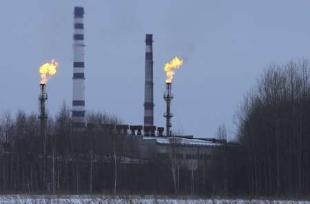 Refinery owned by Russian crude oil producer OAO Rosneft