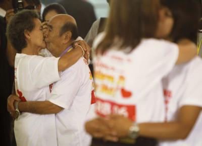 Worlds Longest Kiss Contest Thailand