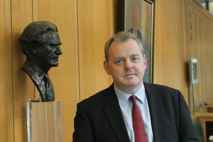 Welsh Conservative Party politician and the Member of Parliament for Aberconwy (Photo: Lianna Brinded)