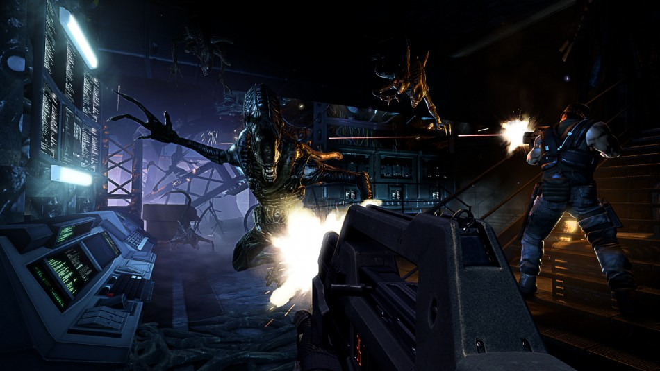 Aliens Colonial Marines review