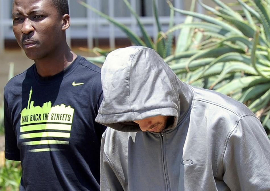 Oscar Pistorius faces murder charges