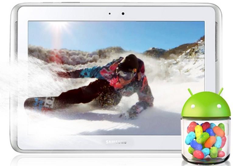 Galaxy Note 10.1 N8020