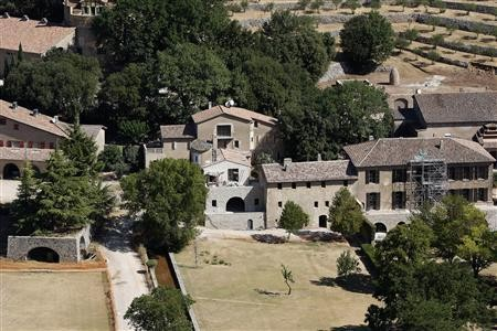 17th Century Chateau Miraval