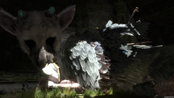 PS4 The Last Guardian playstation 4 launch