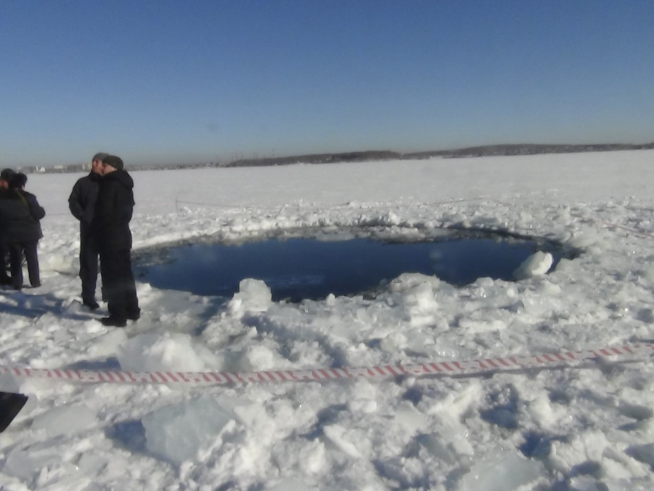 Russian Meteor Explosion Impact