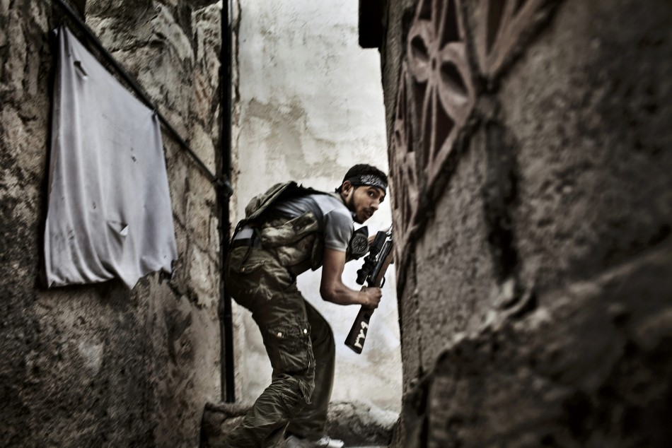 World News Gallery: World Press Photo Awards 2012 Winners: Extreme Being Human