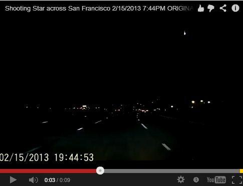 San Francisco Meteor