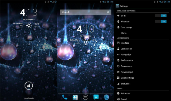 Install Android 4.2.2 LiquidSmooth Jelly Bean ROM on Galaxy Note 2 GTN7100 [GUIDE]