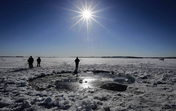 Russian Meteorite Strike: Report Claims Some Russians Believe Meteorite Could Have Been UFO