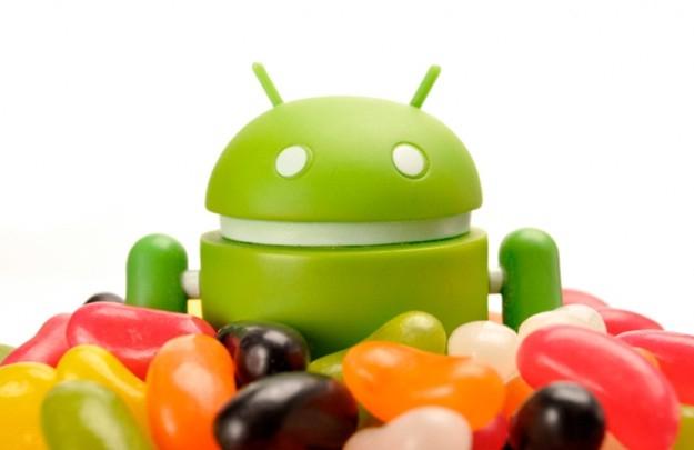 Jelly Bean update