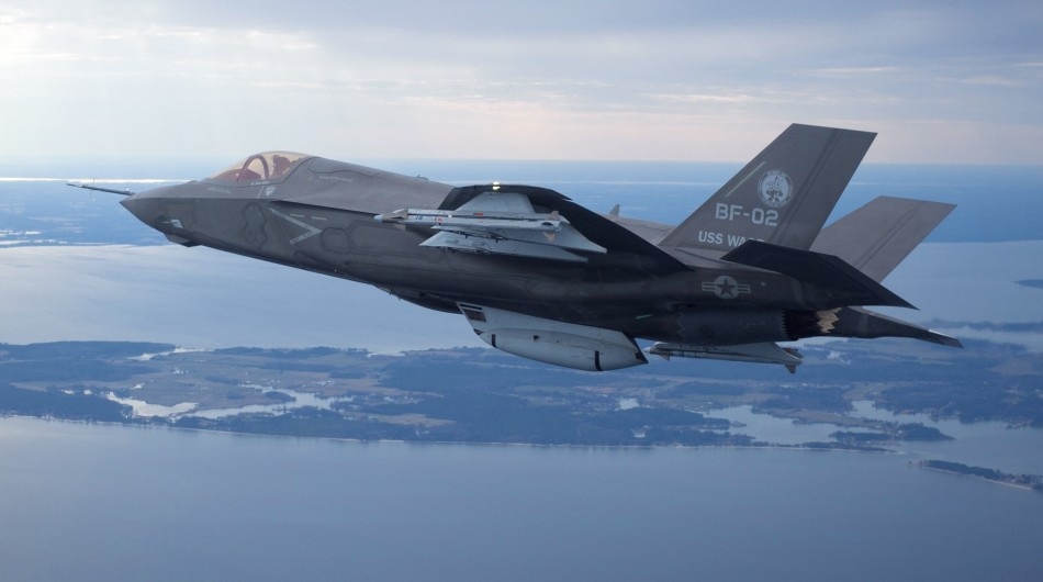 Lockheed Martin's F-35 Joint Strike Fighter