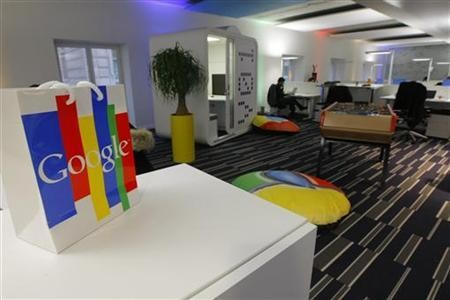 Google Offices France