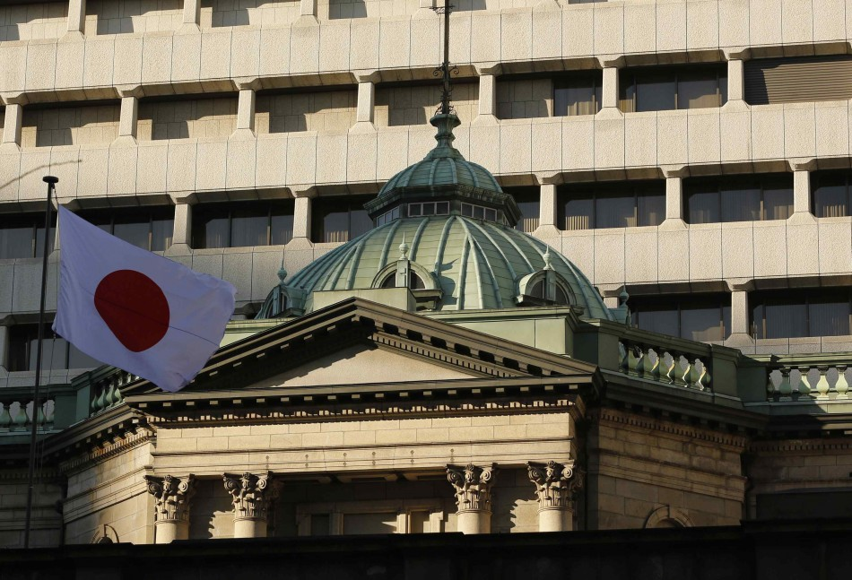 bank of japan governor to be announced next week