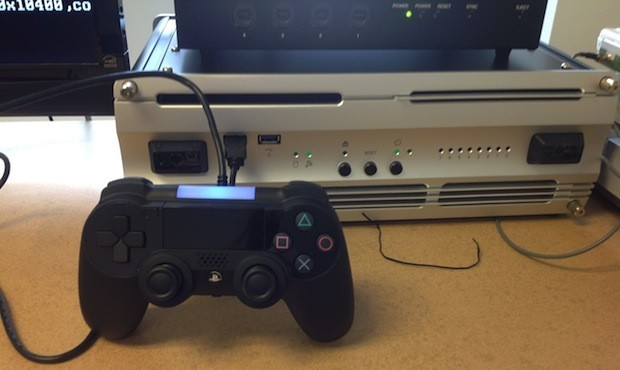 PlayStation 4 controller rumour
