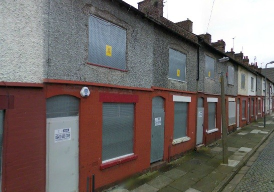 20 houses will be offered for sale to £1 in the Granby 'Four Streets' and Arnside Road in Kensington, Liverpool
