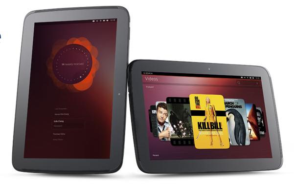 Ubuntu Tablet OS